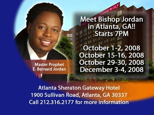 Meet Bishop Jordan