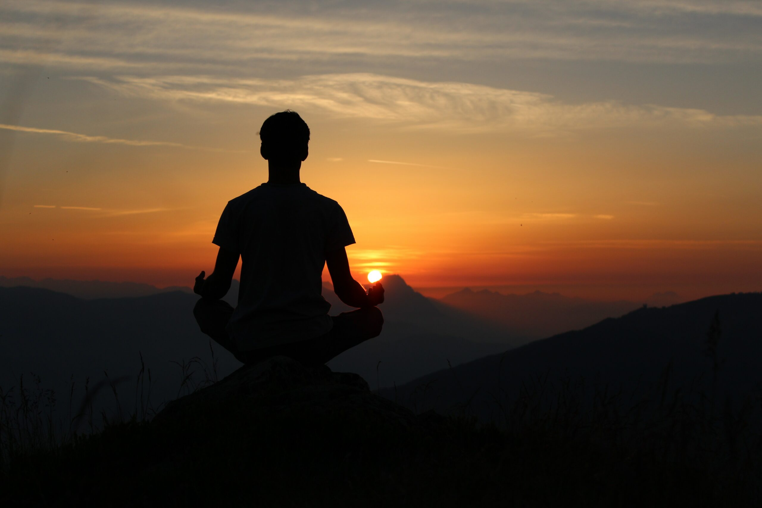 Meditation and Praying