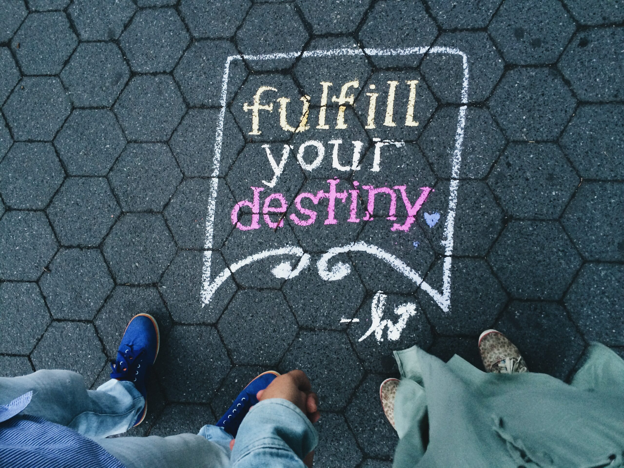 Decide on Your Goal or Purpose