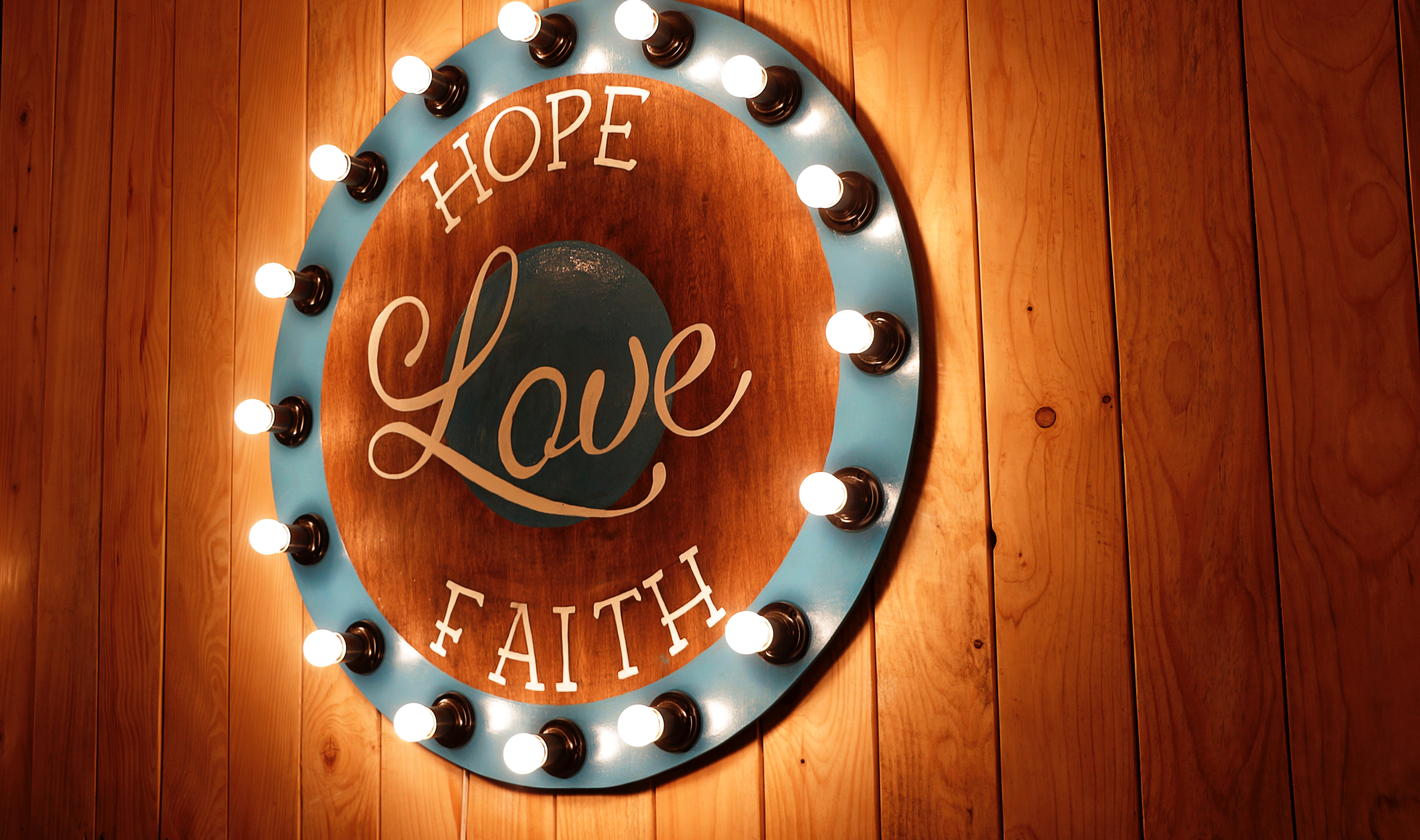 Simple Faith Is All You Need In Your Everyday Life