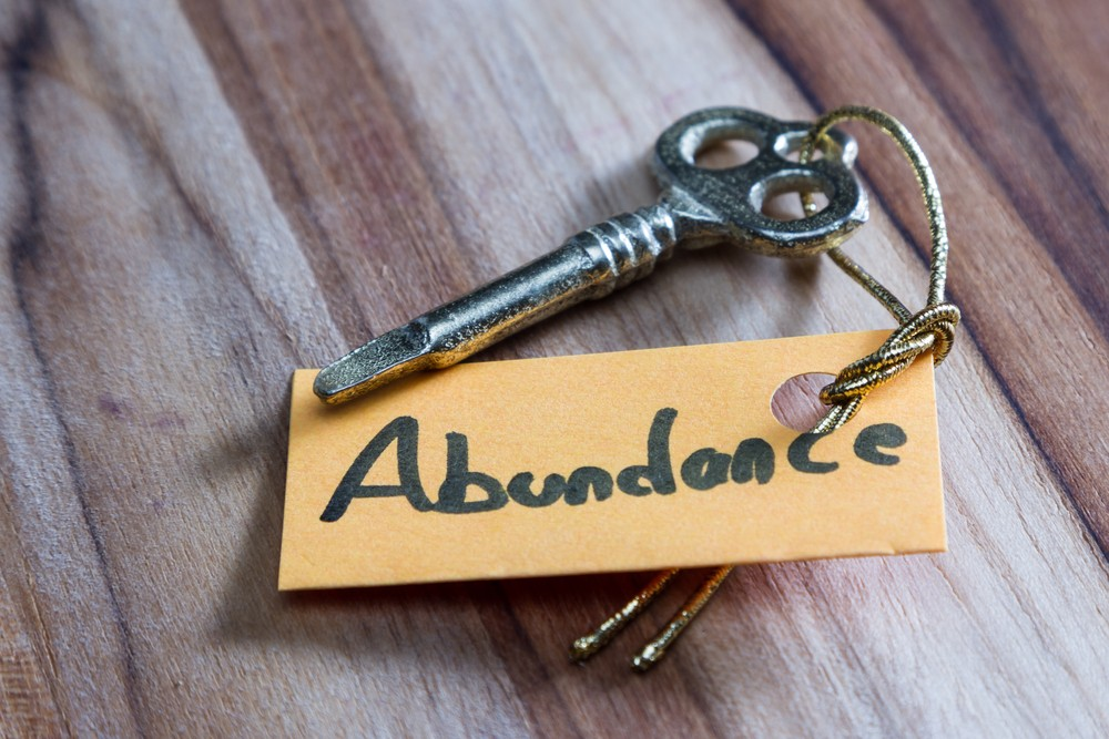 Living Your Dreams Awake is a Sign of Abundance
