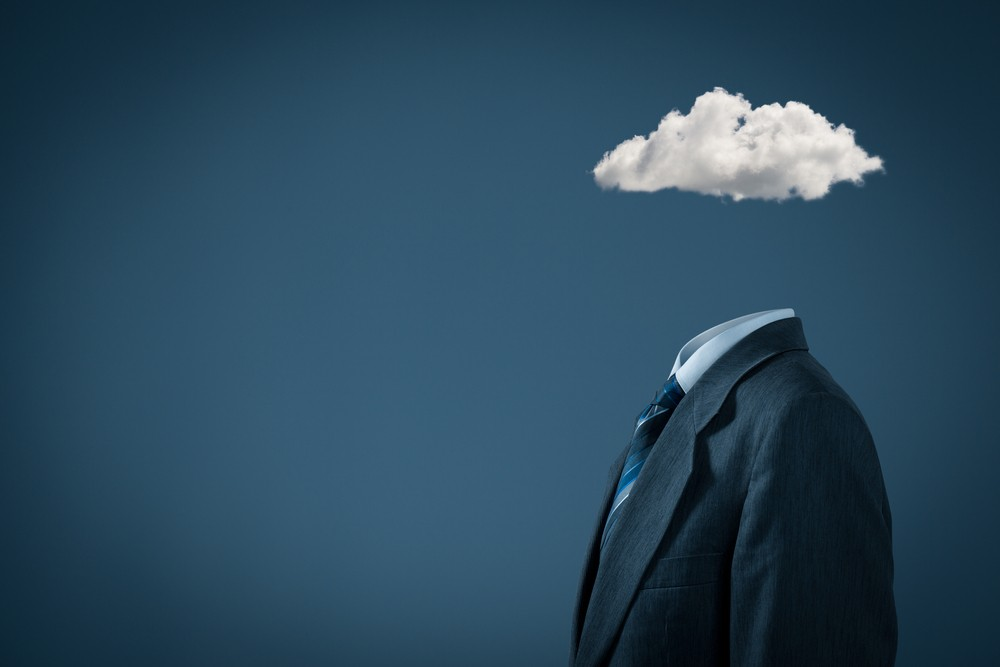 Get Your Head Out of The Clouds To Receive Your Abundance